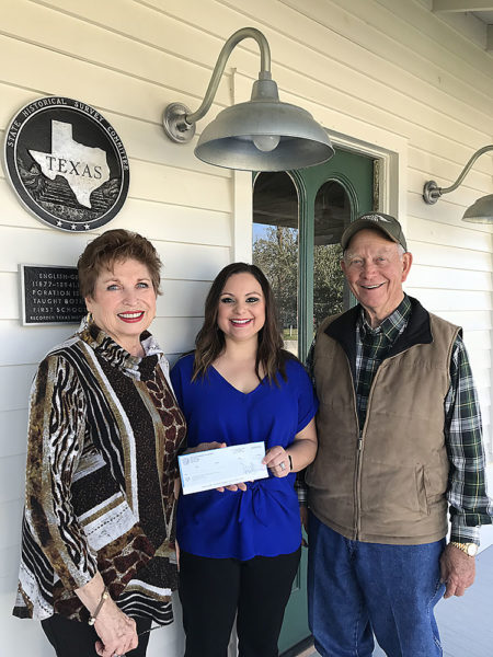 Chisholm Trail Heritage Museum Receives CDC Grant