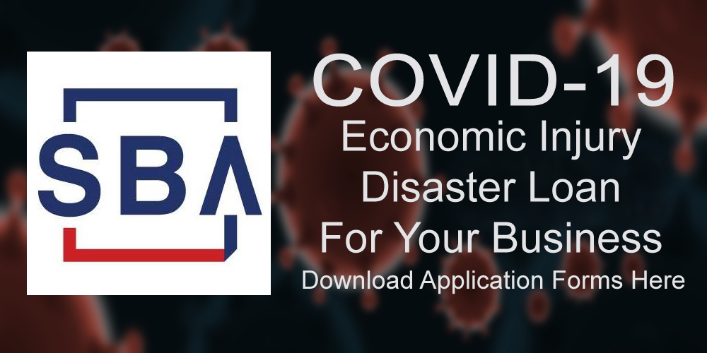 SBA COVID-19 EIDL For Your Business