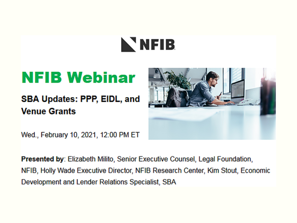 Graphic for NFIB webinar 2021-02-10