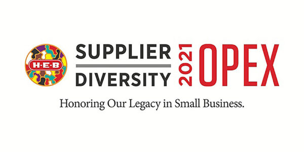 Graphic for H-E-B Supplier Diversity 2021 Opportunity Exchange