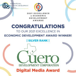 IEDC 2021 Excellence in Digital Media Silver Award